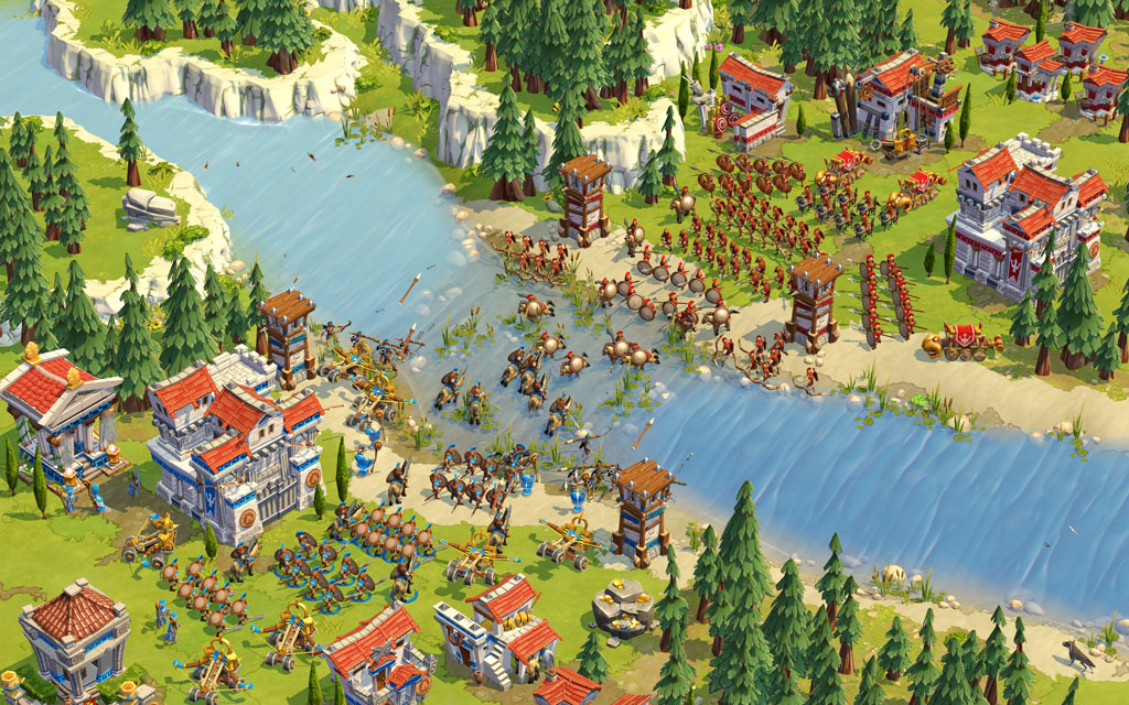 Age of Empires 4 online - WGPower Goodgame Empire Download