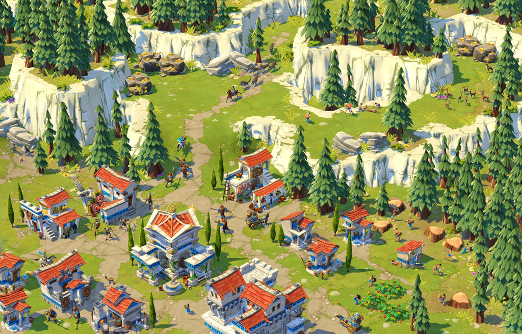 Age Of Empires 4 Online Wgpower